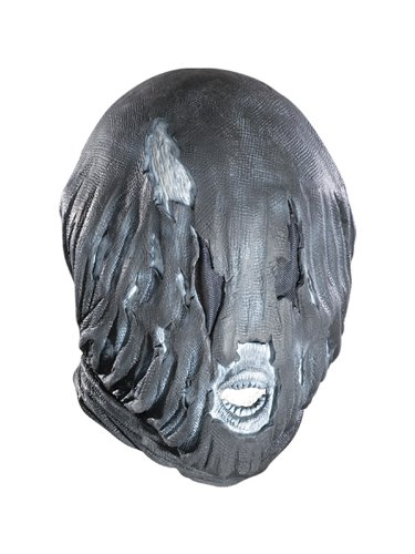[Harry Potter Dementor Deluxe Adult Latex Mask] (Harry Potter Dementor Fancy Dress Costume)