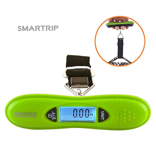 40kg/10g 88Lb Portable LCD Electronic Travel Luggage Scale - 7
