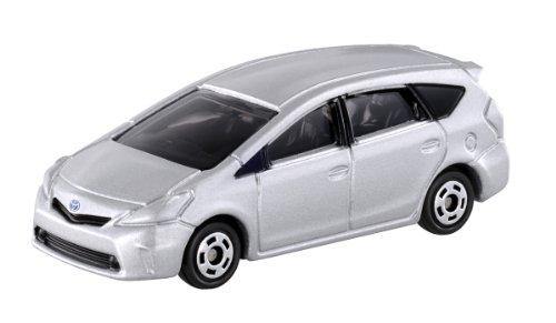 Prius Toyota Japan (Tomica No.086 Toyota Prius (blister) (japan import))