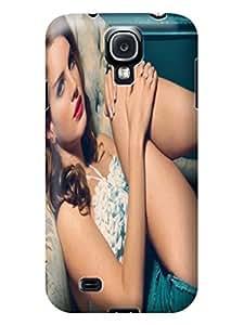 Steven L.Cummings TPU Funny Creative Seriesc Samsung Galaxy S4 Hard Case with Lana Del Rey