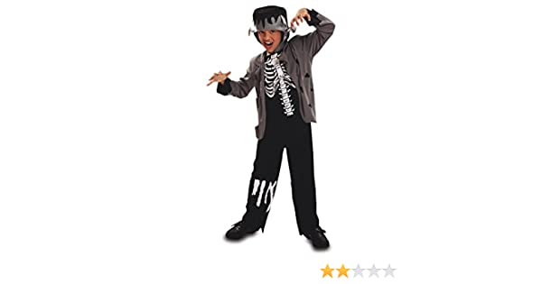 My Other Me - Disfraz de monstruo Franky, para niños de 7-9 años ...