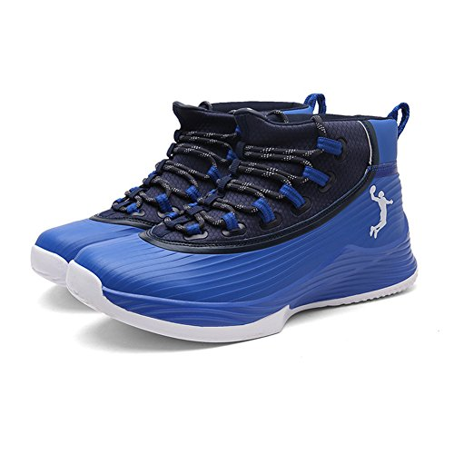 Fall Men's Shoes Spring PU Outdoor HUAN Basketball Shoes for Athletic Athletic Summer Shoes A Comfort up Lace XwUw4d