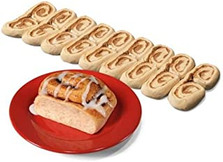 product image for Bridgford White Wheat Cinnamon Roll Dough, 2.5 Ounce -- 144 per case.