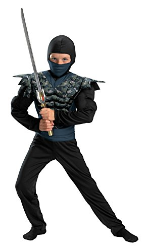 UHC B (Childrens Camouflage Ninja Costumes)