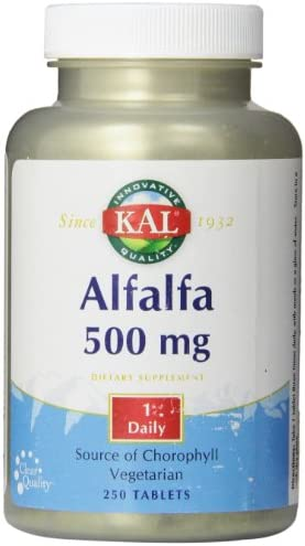 KAL Alfalfa 8 Grain Tablet