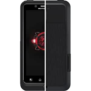 OtterBox Commuter-Series Hybrid Case for Motorola DROID Bionic - Black