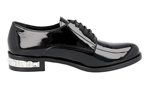 F0002 Xwh 5e522a Mujer De Zapatos Cordones Para Miu qETPAxwq