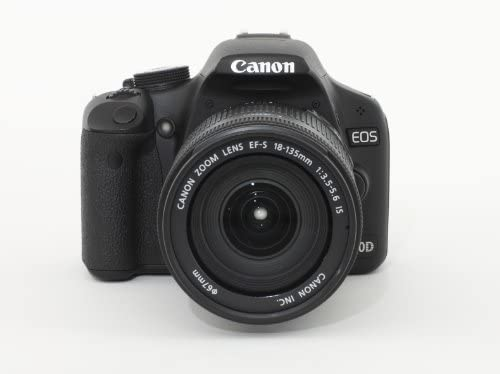 Canon Eos 500d Slr Digitalkamera Inkl 18 135mm Is Kit Kamera
