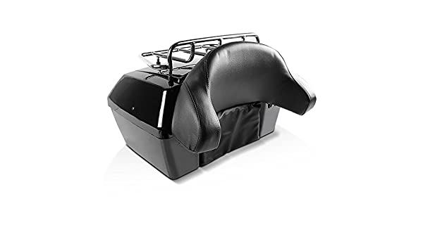 VL 125 250//1500 LC Top Case motos Custom Craftride Missouri 43l Suzuki Intruder C 800//1500// 1800 R//RT M 800//1500// 1600//1800 R// R2 800 Volusia