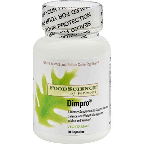 Food Science Labs Dimpro 75Mg 60 Cap