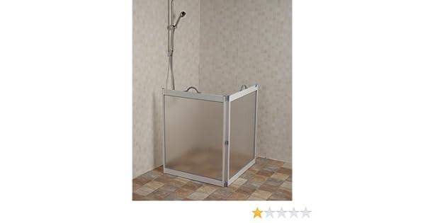 NRS Healthcare CS1 - Mampara de ducha portátil: Amazon.es: Salud y ...