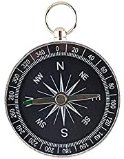 Manual Compass for Land and Sea Trips can be Placed with your Keys