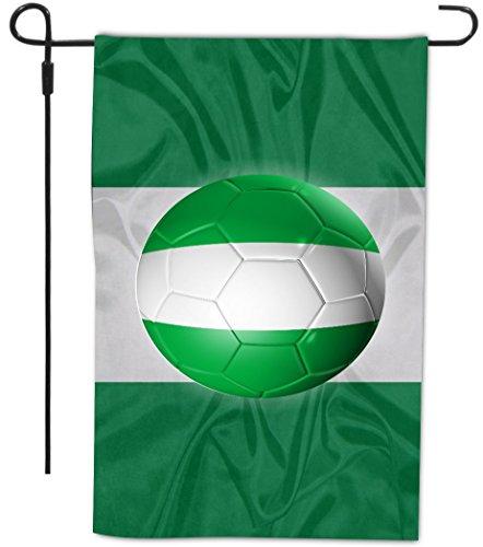 Rikki Knight Russia World Cup 2018 Nigeria Football Soccer F