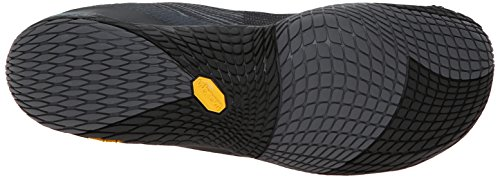 Merrell Women's Vapor Glove 2 Trail Running Shoe, Black/Castle Rock, 5 M US by Merrell (Image #3)