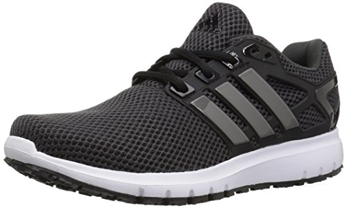 adidas Women's Energy Cloud w Running Shoe, Utility Black/Trace Grey/Black, 7.5 Medium US
