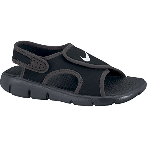 White Black Adjust Sunray Nike anthracite 4 Ps Black 011 Grey Flops Boys' Flip Gs f4TzTqxZwP