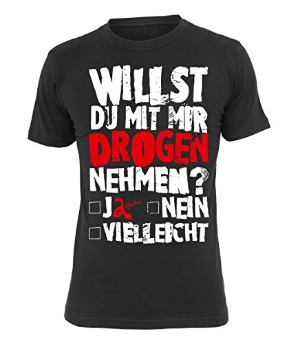 Alligatoah T-Shirt WDMMDN, Größe:XL