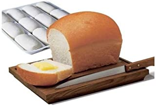 product image for Bridgford Foods White Demi Loaf Dough, 6 Ounce -- 60 per case.
