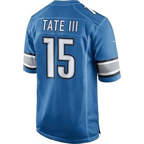 7a812846 low-cost Golden Tate III Detroit Lions NFL Youth Jersey by Nike ...