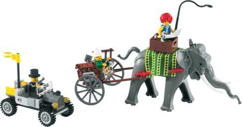 LEGO Orient Expedition 7414: Elephant Caravan by LEGO