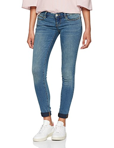 ONLY Blue Jean Skinny Denim NOS Femme Medium Bleu 5Y7xqYnw4r