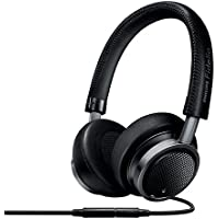 Philips M1MKIIBK/27 Fidelio Headphones with Mic, Black