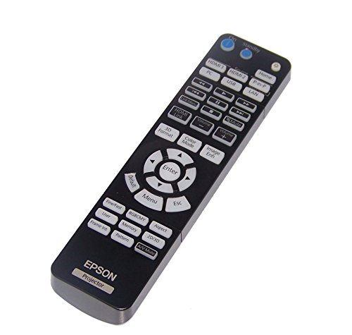 Epson OEM Projector Remote Control For PowerLite Home Cinema 3900, 3710, 3700, 3100