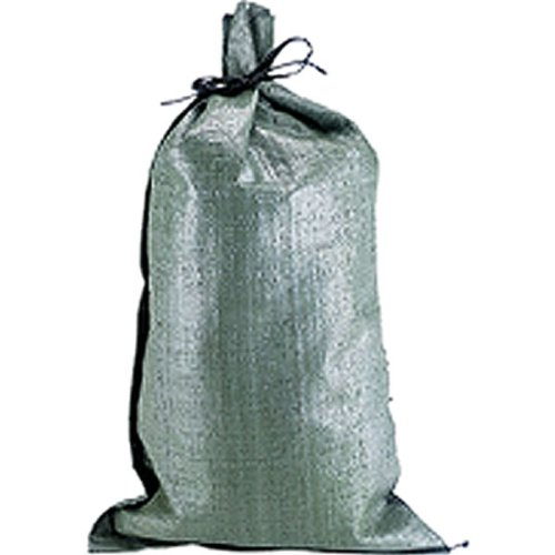 Green Sandbag Sandbags Will Hold 50 Pounds of Sand Polypropylene Olive Drab (500) by west pack