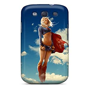 Awesome Ayc2372QTol Buy-cases Defender Tpu Hard Case Cover For Galaxy S3- Superwoman