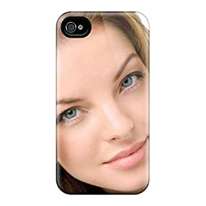 Iphone 6 Covers Cases - Eco-friendly Packaging(yvonne Catterfeld Face Eyes)