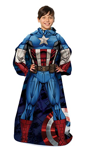 - Marvel's Captain America,