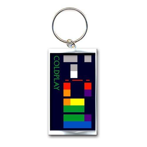 Schlüsselanhänger Metal Coldplay 200000305527 Accessories Import-Gbr Gadget