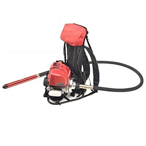 FOX 4-Stroke Gas Backpack Concrete Vibrator by FoxPrint
