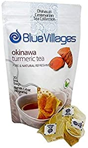 Giveaway: Turmeric Tea by Blue Villages - Support Joint | Antioxidant...