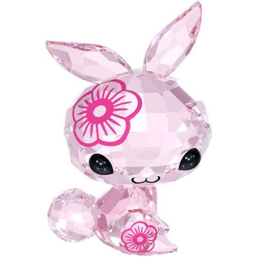 Swarovski Pink Crystal ZODIAC Figurine MIMI THE RABBIT 5004522