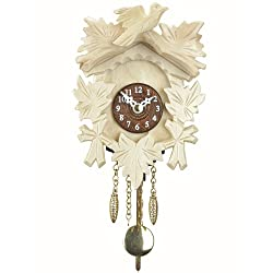 Trenkle Black Forest Clock TU 20 P Natur