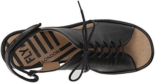 Fly London Sandals P500862000 JART862FLY Black yOKaMO