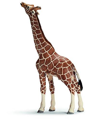 Schleich Eating Male Giraffe ()
