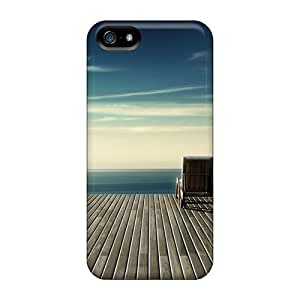Hot Beach Leisure First Grade Tpu Phone Case For Iphone 5/5s Case Cover