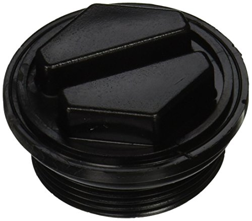 Pentair 86202000 1-1/2-Inch Plug Drain Cap with O-Ring Replacement Pool and Spa Filter (Plug Filter Drain)