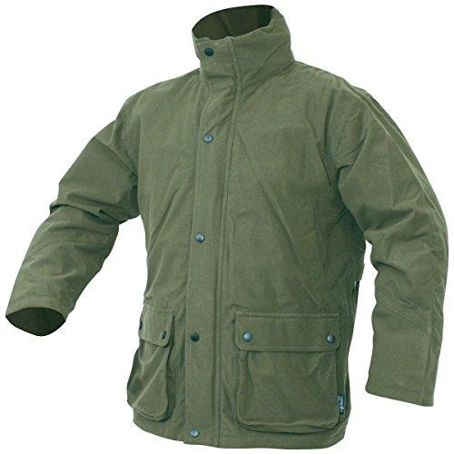 Jack Pyke Hunters Jacket Hunters Green Size S