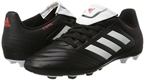 adidas COPA 17.4 FxG J - Botas de fútbolpara niños, Negro - (NEGBAS/FTWBLA/NEGBAS), 30