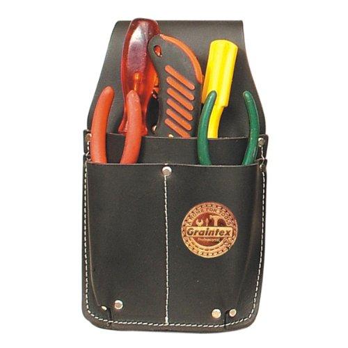 Graintex ET1404 3 Pocket Electrician's Pouch