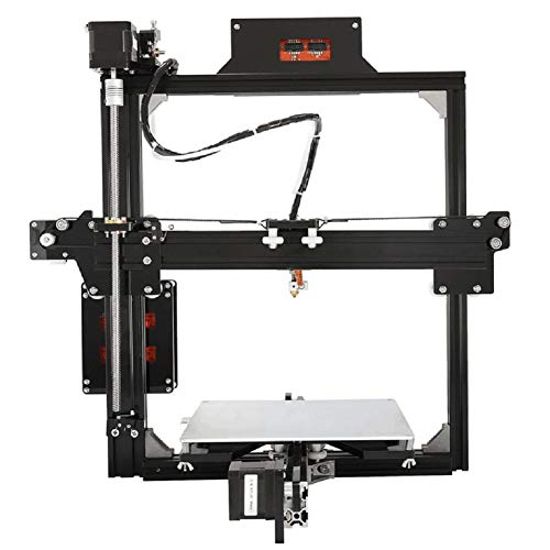 A2 3D Printer Mini Portable DIY Kit Original Assembly, Aluminum Frame Mute, Entry Level