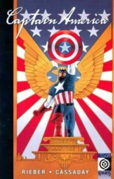 Captain America Volume 1: The New Deal ebook