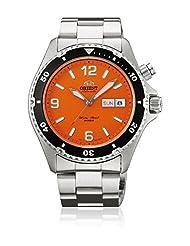 Orient FEM75001MV Mako Orange Automatic Men's Watch