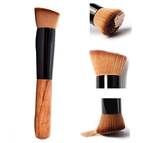 Money coming shop New Pro Tech Brushes Face Powder Foundation Contour Blush Cosmetic Makeup Tool (Angled Q Tips)