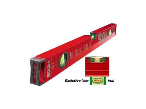 Sola Big ''X'' Box 72'' Aluminum Level w/Contoured Grip - BX72