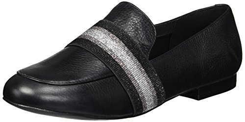 Kenneth Cole New York Womens Walden Slip Mocassino Nero