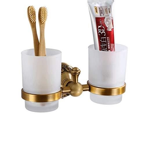 Antique Bronze Aluminum Bathroom Accessories Fixture Bath Hardware Set Towel Shelf Towel Bar Paper Holder Cloth Hook Double Tumble Holder